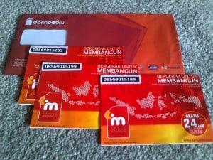 Kartu Kim Indosat ooredoo